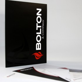 Bolton branding, design and printing
