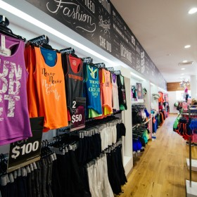 Complete solutions for retail interior signage and POP