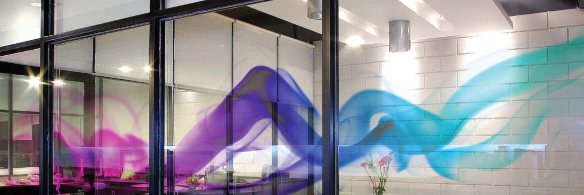 Example of Window Graphics for Storefront Window Decals by AGRetail
