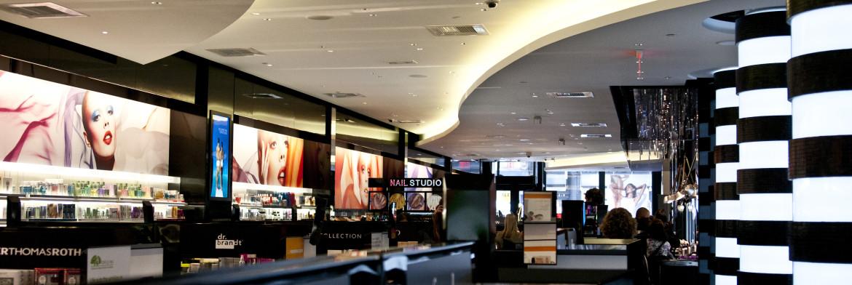 Sephora Store Interior