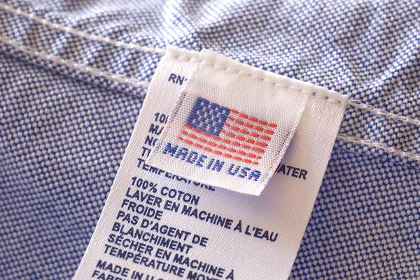 made is the us label