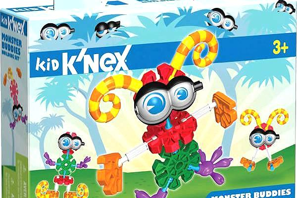 K'Nex Toys made in the us