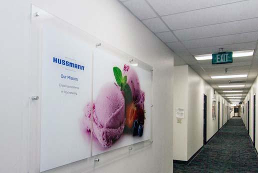 hussmann wall art by agretail
