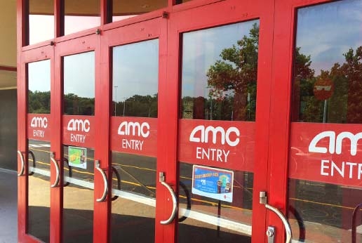 custom signage for amc theatres