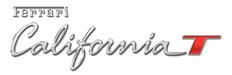 Ferrari California T Logo