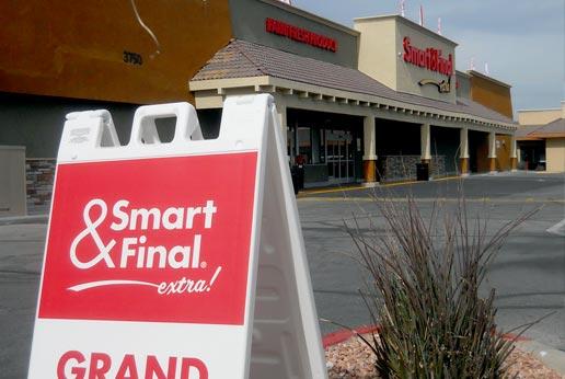 smart & final grand opening kit