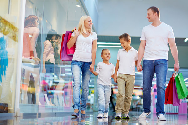 Family Friendly Retail Stores