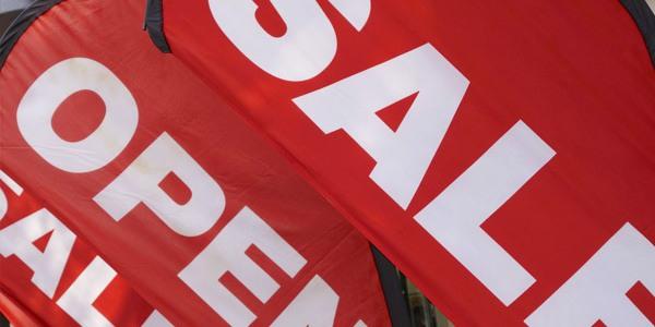 fabric signage