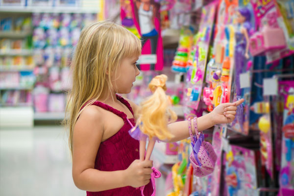 retail marketing for toy stores