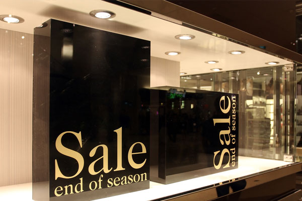 Retail Store Front Marketing Solutions
