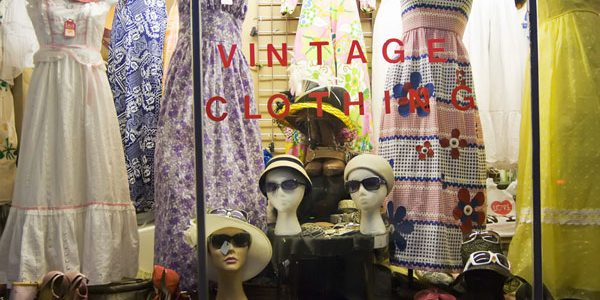 Retail Marketing For Vintage and Preloved Stores